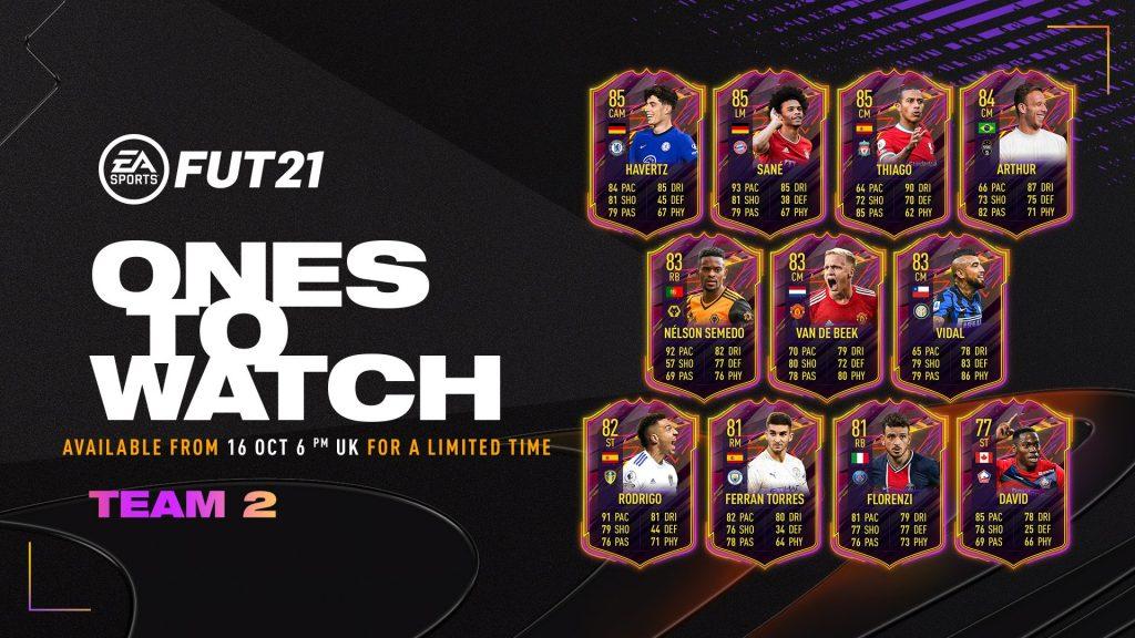 FIFA 21 OTW Team 2