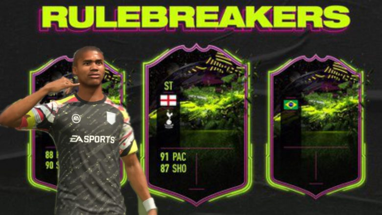 FIFA 21 Rulebreakers Event Titel
