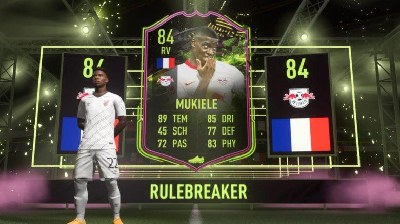 FIFA 21 Rulebreakers Mukiele Titel