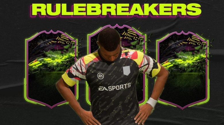 FIFA 21 Rulebreakers Team 2 Titel