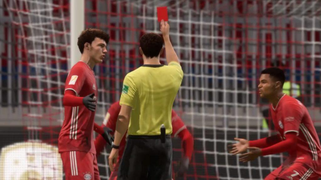 FIFA 21 Foul