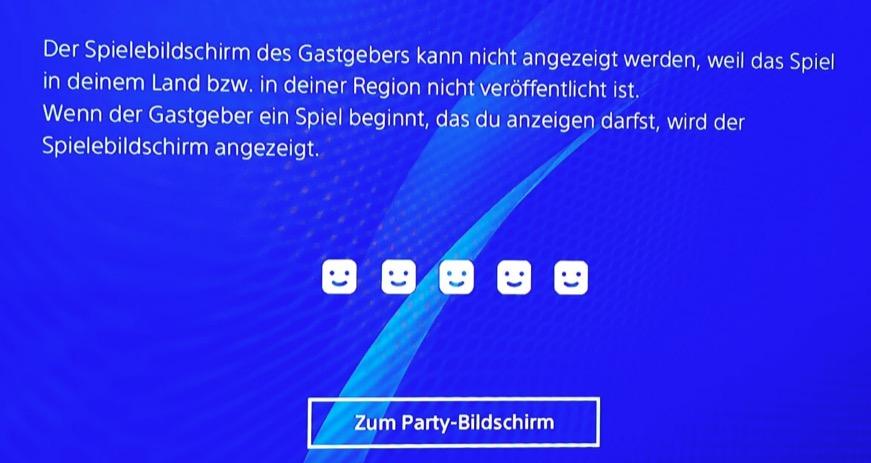 FIFA 21 Share Play