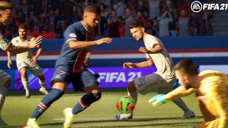 FIFA 21 Sprint Titel