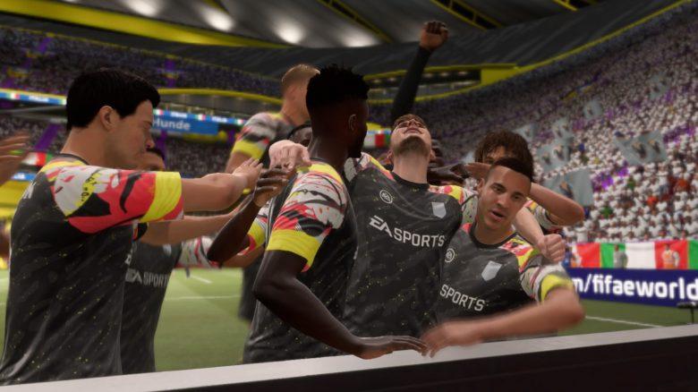 FIFA 21 TOTW 4 Titel