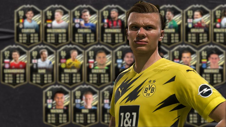 FIFA 21: Beeilt euch, es gibt nur noch heute einen TOTW-Spieler geschenkt
