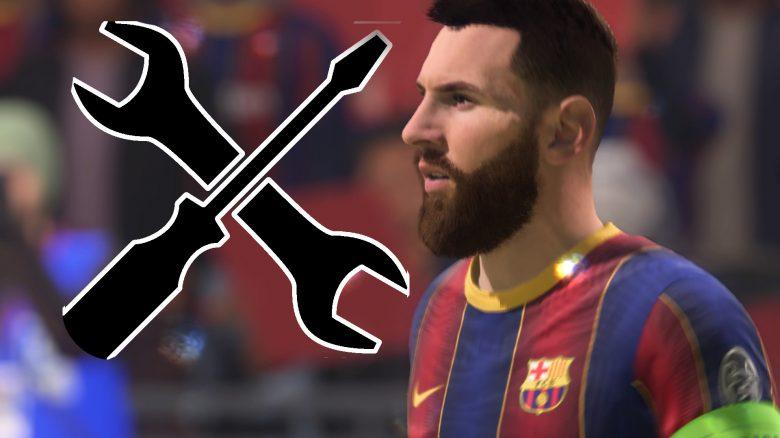 FIFA 21 Title Update 3 Titel