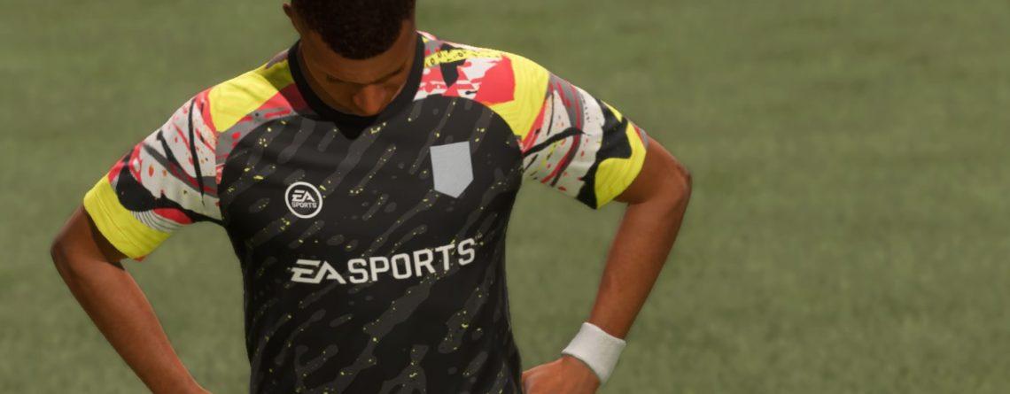 FIFA 21 traurig Titel