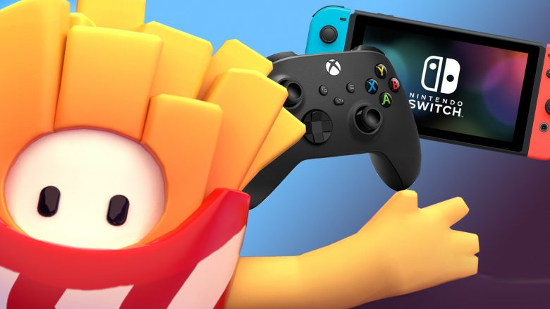 Fall Guys Xbox Switch Titel