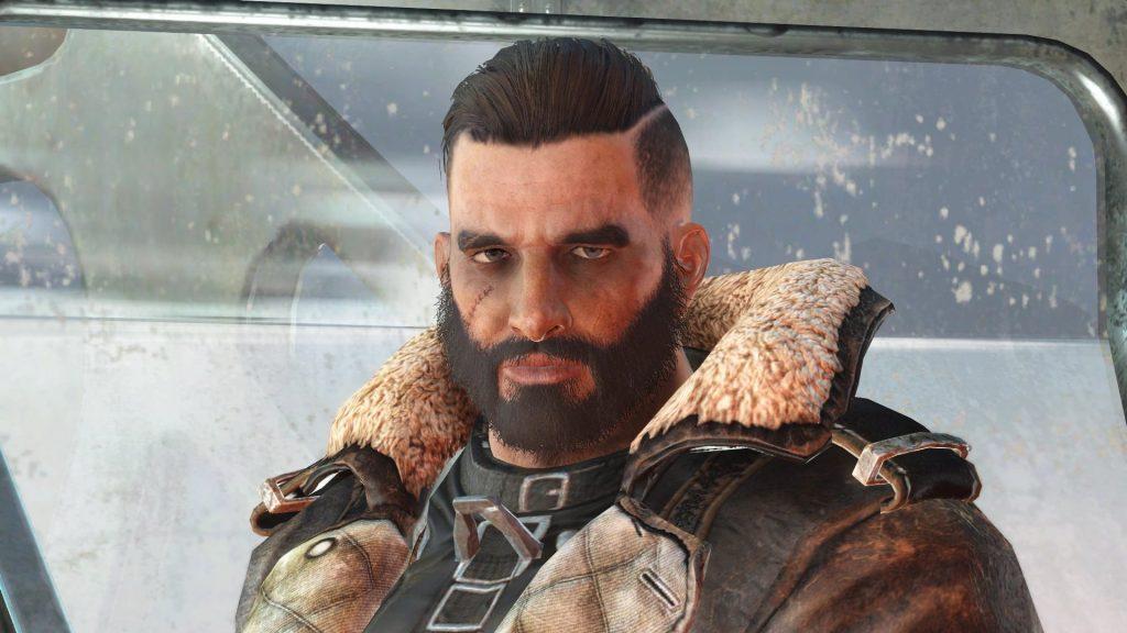Fallout 4 Elder Arthur Maxson