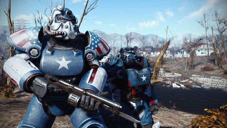 Fallout 76 America