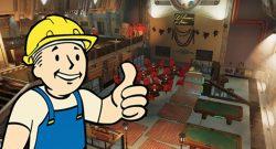 Fallout 76 zeigt im Video, wie leicht ihr richtig coole Vaults selbst bauen könnt