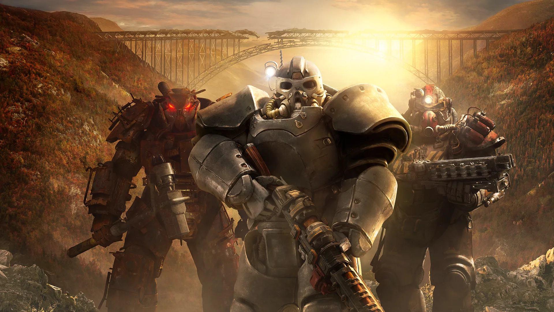 Fallout 76 Wastelanders Powerrüstungen