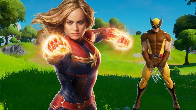 Fortnite-Leak zeigt: Captain Marvel kommt wohl bald ins Spiel – Das ist ihre Attacke