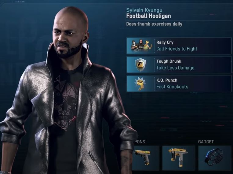 Fußball Hooligan Watch Dogs Legion