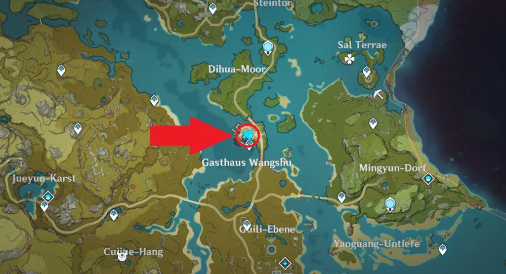 Genshin Impact Lootbox Event Tag 5 Map
