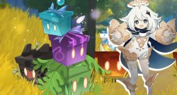 Genshin Impact Paimon Gift Boxes titel title 1280x720