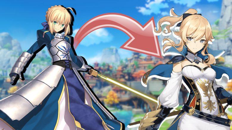 Die 5 größten Anime-Klischees aus Genshin Impact