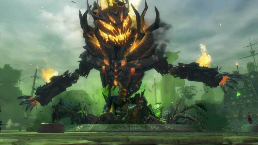 Guild Wars 2 Halloween Titel