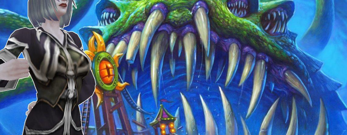 Hearthstone Cultist Yogg-Saron titel title 1280x720