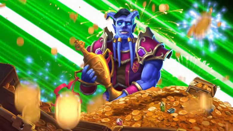Hearthstone Duell Modus title titel 1280x720