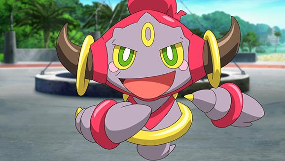 Hoopa Pokemon GO