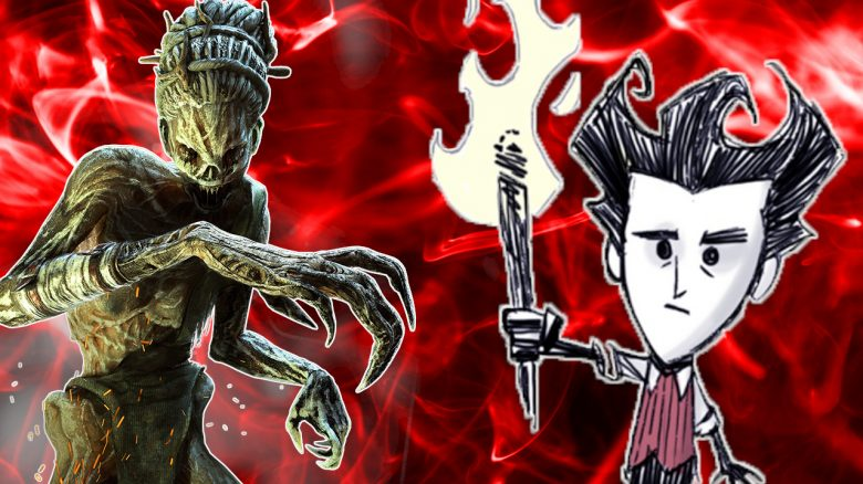 Horror Games Dead by Daylight Dont Starve titel title 1280x720