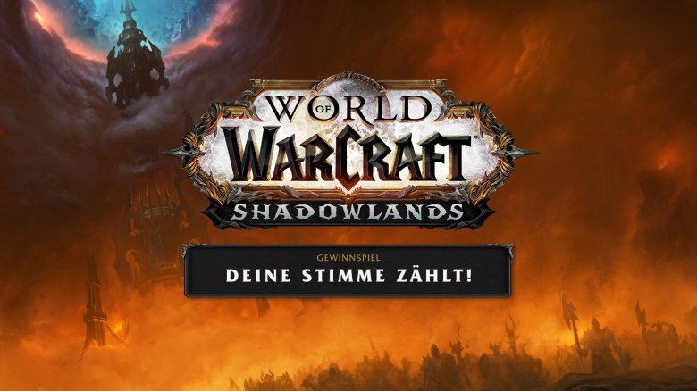 WoW Shadowlands: Deine Stimme zählt! Pakt wählen & Gaming-PC gewinnen