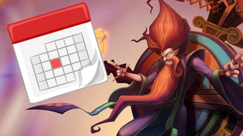 Lol Zilean Kalender Zeit Datum