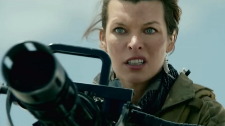 Milla Jovovich Monster-Hunter-Film Teaser