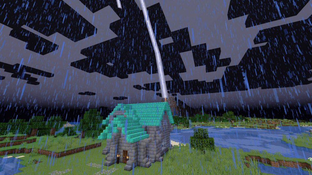 Minecraft Blitzableiter