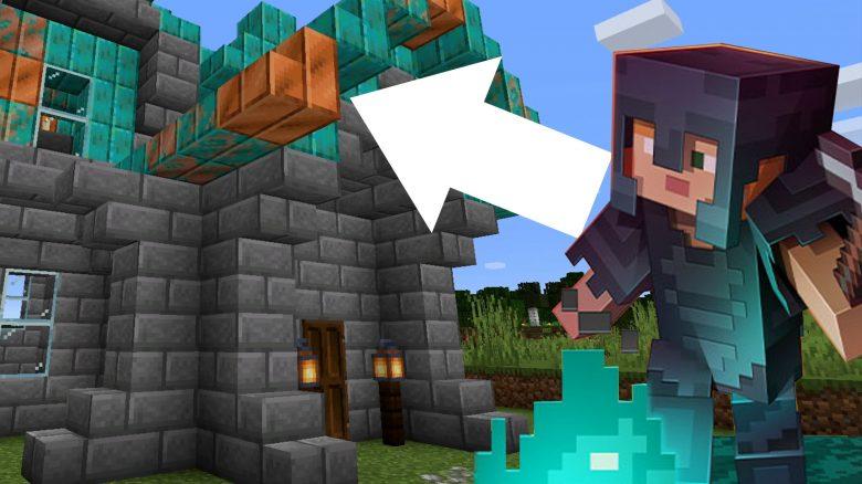 Minecraft: Das Caves-Update bringt Kupfer – Was kann das neue Erz?