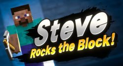 Minecraft Steve Rocks The Block titel title