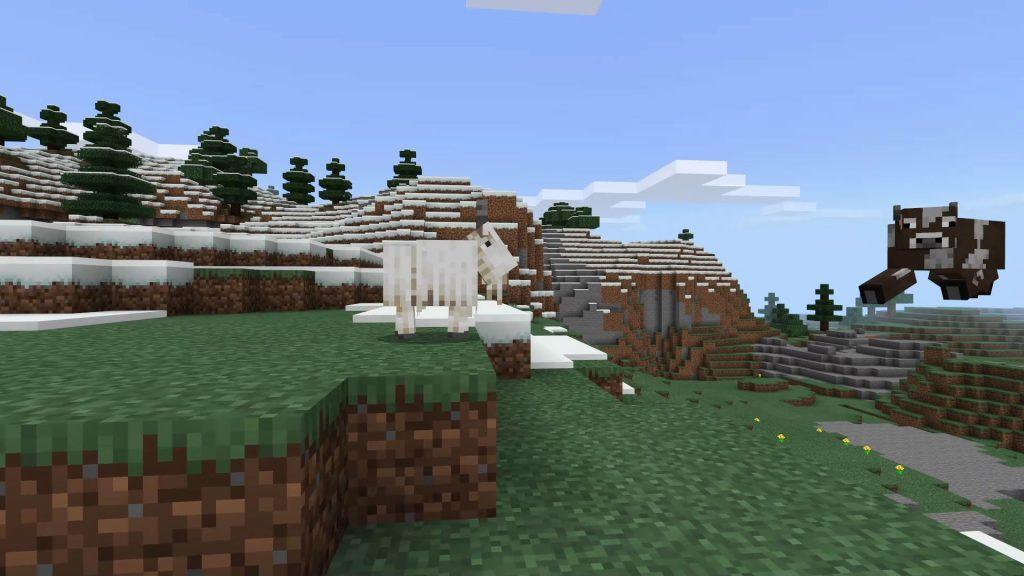 Minecraft-Ziege