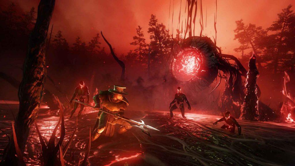 New World Screenshot des Events Breschen der Verderbnis