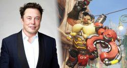 Overwatch Torbjoern Elon Musk titel title 1280x720
