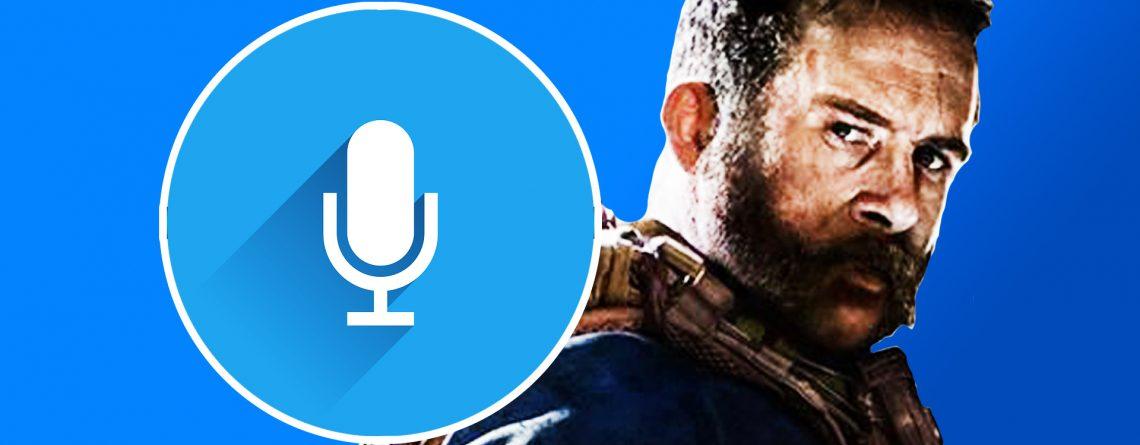 PlayStation 4 Titel Mikrofon