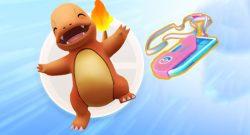 Pokémon GO Community Day Glumanda Ticket Titel