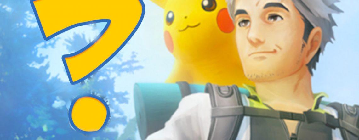 Pokemon GO Prof Willow Titel