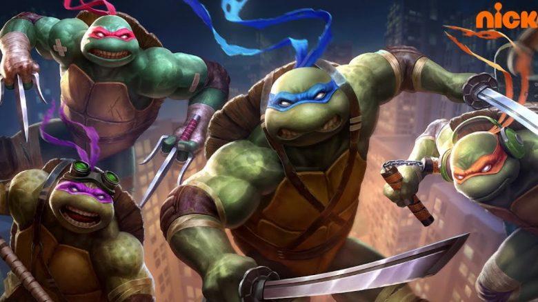 SMITE ist ein MOBA mit Göttern, Helden und den Teenage Mutant Ninja Turtles