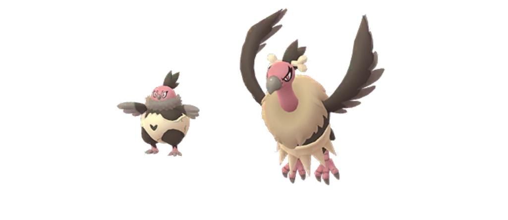 Skallyk Pokemon GO