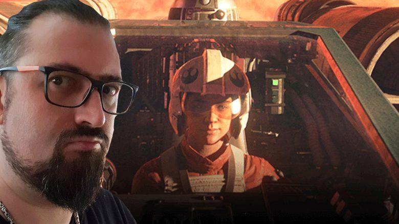 Ich will Star Wars Squadrons so spielen, wie es sich gehört, aber verdammte Flugzeug-Nerds ruinieren alles