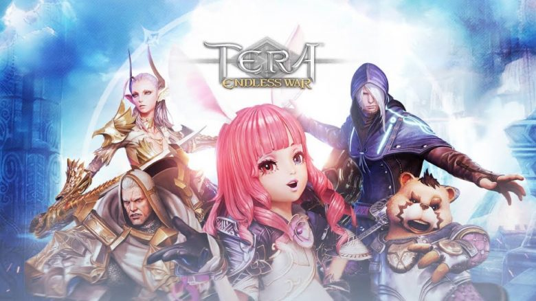 TERA Endless War Titel