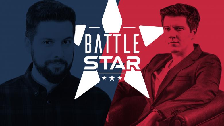 Der Heider vs. Michi – BattleStar, unser Duell der (Fast-)Giganten