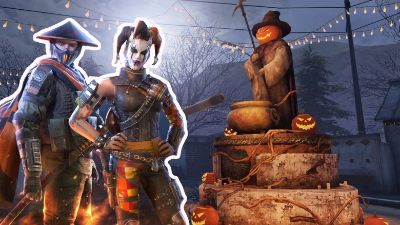 CoD Mobile Halloween