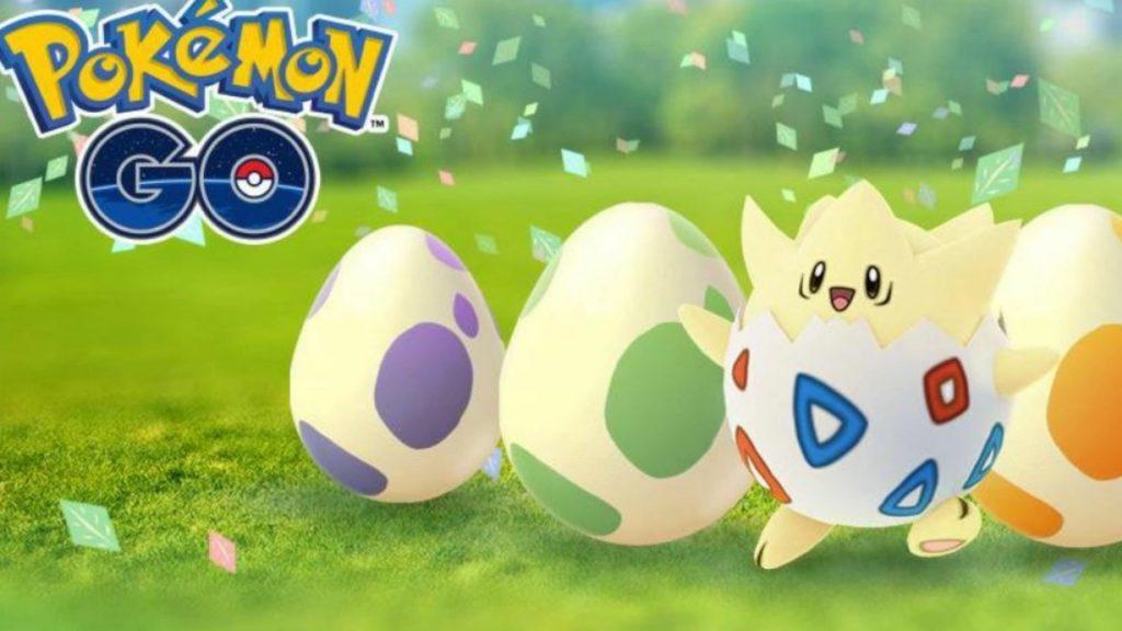 Eier Pokemon GO