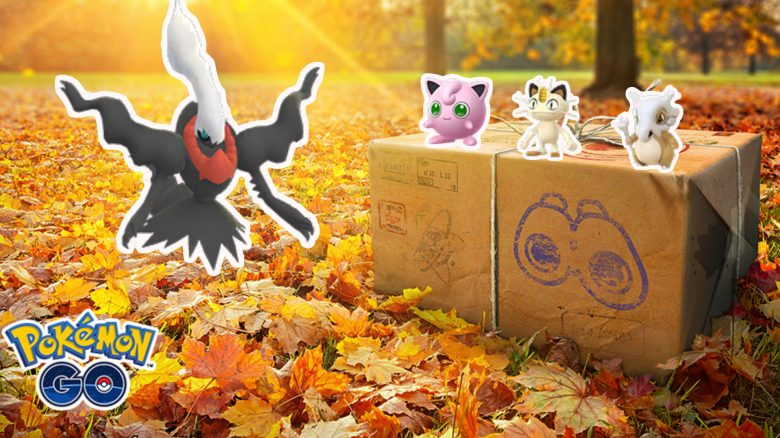 Pokemon GO November 2020 Events