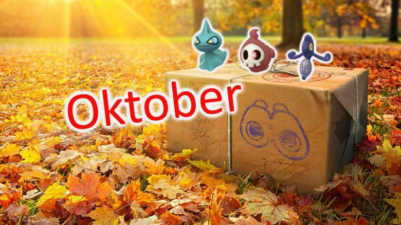 Pokémon GO: Feldforschungen im Oktober 2020 – Diese 5 Quests solltet ihr machen