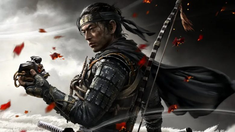 Titelbild Ghost of Tsushima