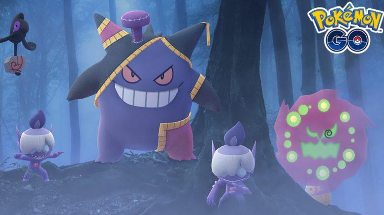 Pokémon GO kündigt riesiges Halloween-Event an – Bringt neues Shiny und diese Boni
