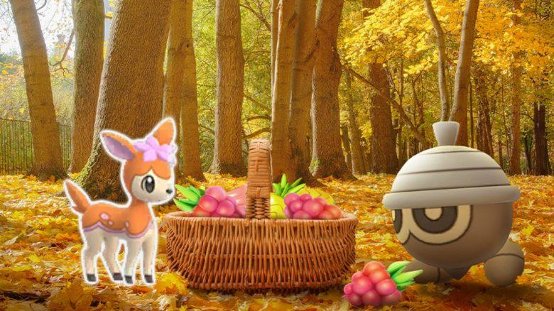 Pokémon GO startet Herbst-Event mit Sesokitz und lang gewünschtem Shiny